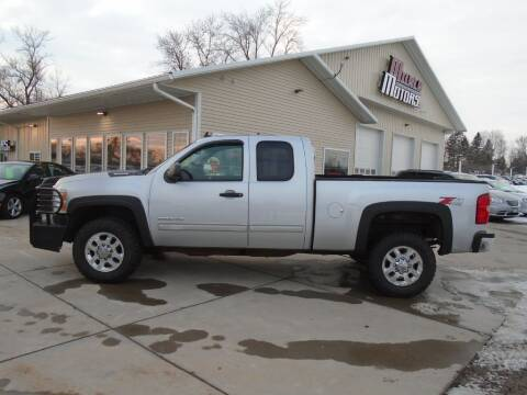 2013 Chevrolet Silverado 2500HD for sale at Milaca Motors in Milaca MN