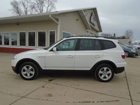 2007 BMW X3 for sale at Milaca Motors in Milaca MN