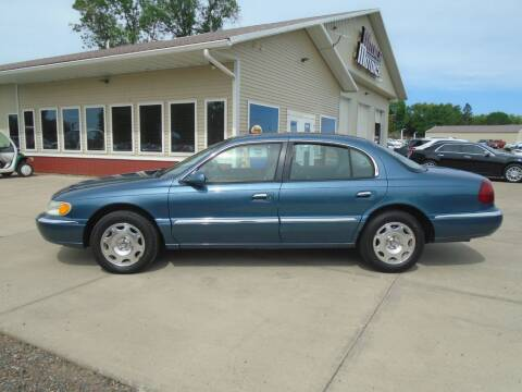 2001 Lincoln Continental for sale at Milaca Motors in Milaca MN