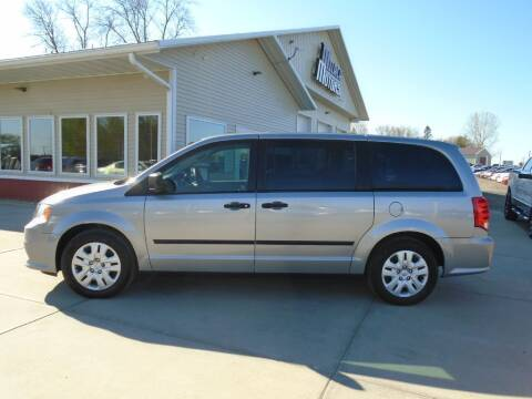 2014 Dodge Grand Caravan for sale at Milaca Motors in Milaca MN