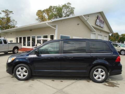 2011 Volkswagen Routan for sale at Milaca Motors in Milaca MN