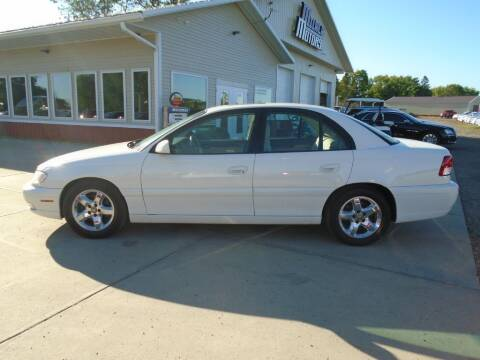 2001 Cadillac Catera for sale at Milaca Motors in Milaca MN