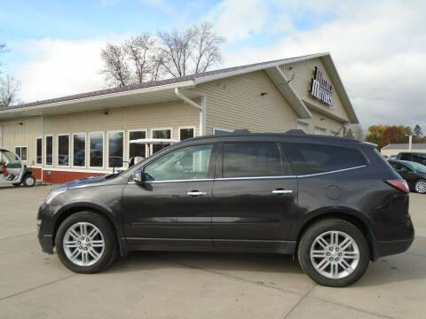 2015 Chevrolet Traverse for sale at Milaca Motors in Milaca MN