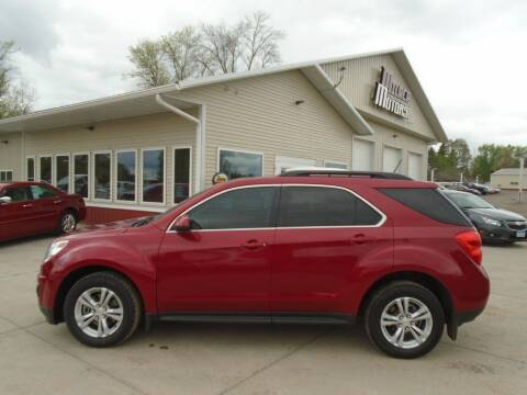 2014 Chevrolet Equinox for sale at Milaca Motors in Milaca MN