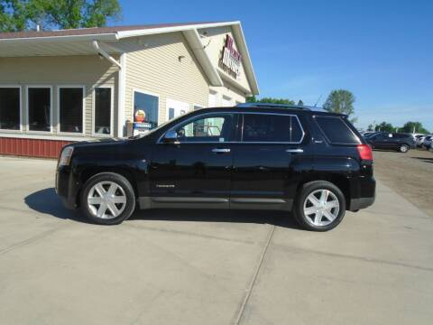 2011 GMC Terrain for sale at Milaca Motors in Milaca MN
