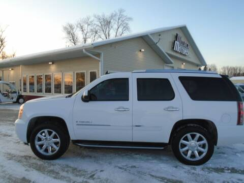 2009 GMC Yukon for sale at Milaca Motors in Milaca MN