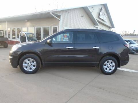 2017 Chevrolet Traverse for sale at Milaca Motors in Milaca MN