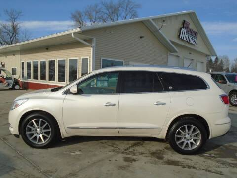 2013 Buick Enclave for sale at Milaca Motors in Milaca MN