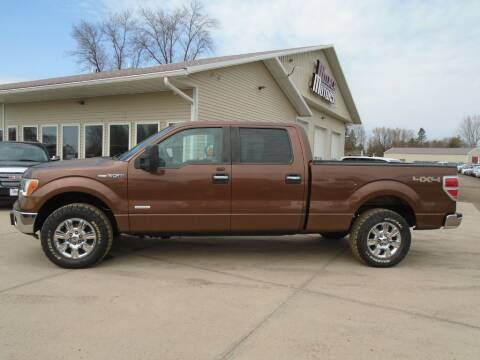 2012 Ford F-150 for sale at Milaca Motors in Milaca MN