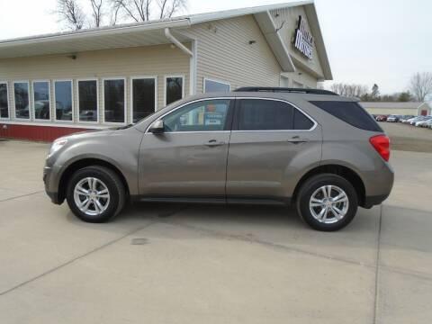2012 Chevrolet Equinox for sale at Milaca Motors in Milaca MN