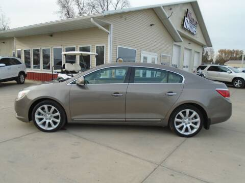 2012 Buick LaCrosse for sale at Milaca Motors in Milaca MN
