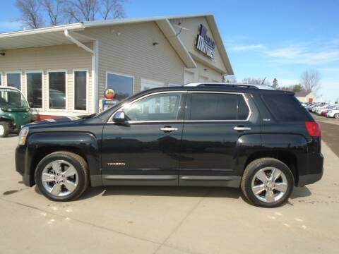 2014 GMC Terrain for sale at Milaca Motors in Milaca MN