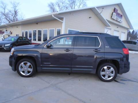 2013 GMC Terrain for sale at Milaca Motors in Milaca MN