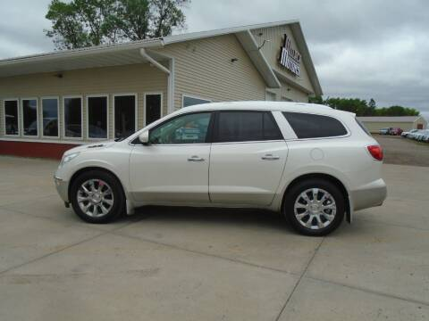 2012 Buick Enclave for sale at Milaca Motors in Milaca MN