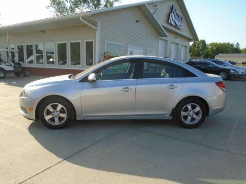2012 Chevrolet Cruze for sale at Milaca Motors in Milaca MN