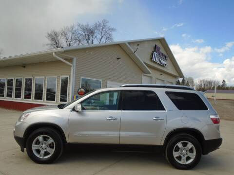 2008 GMC Acadia for sale at Milaca Motors in Milaca MN