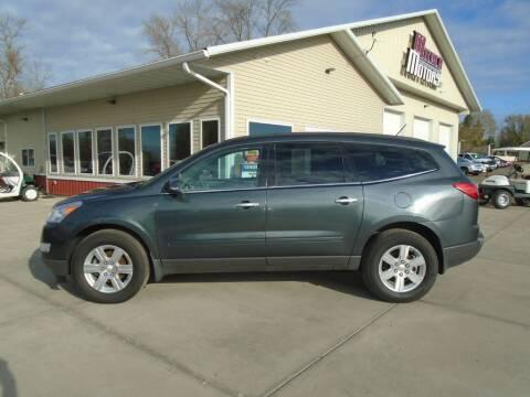 2011 Chevrolet Traverse for sale at Milaca Motors in Milaca MN