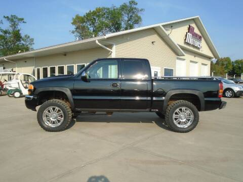 2006 GMC Sierra 1500 for sale at Milaca Motors in Milaca MN