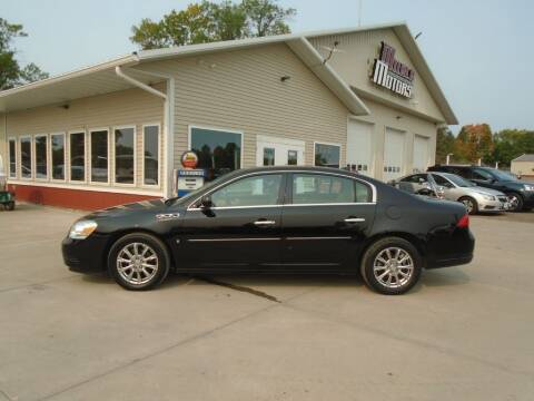 2009 Buick Lucerne for sale at Milaca Motors in Milaca MN