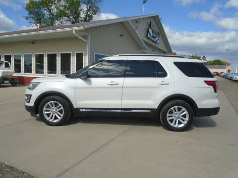 2016 Ford Explorer for sale at Milaca Motors in Milaca MN