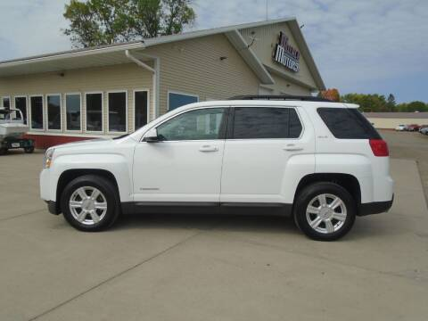 2015 GMC Terrain for sale at Milaca Motors in Milaca MN
