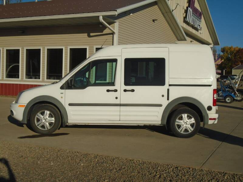 2012 Ford Transit Connect for sale at Milaca Motors in Milaca MN