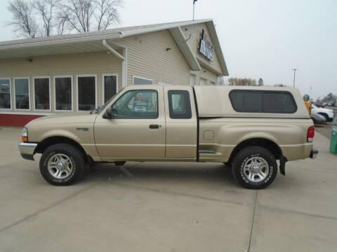 2000 Ford Ranger for sale at Milaca Motors in Milaca MN