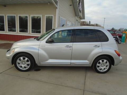 2004 Chrysler PT Cruiser for sale at Milaca Motors in Milaca MN