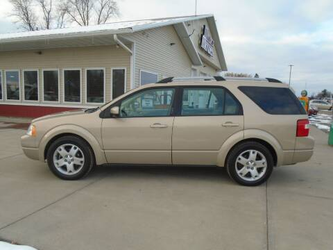 2007 Ford Freestyle for sale at Milaca Motors in Milaca MN