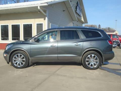 2012 Buick Enclave for sale at Milaca Motors in Milaca MN