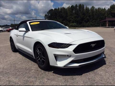 2018 Ford Mustang For Sale In Sumter Sc