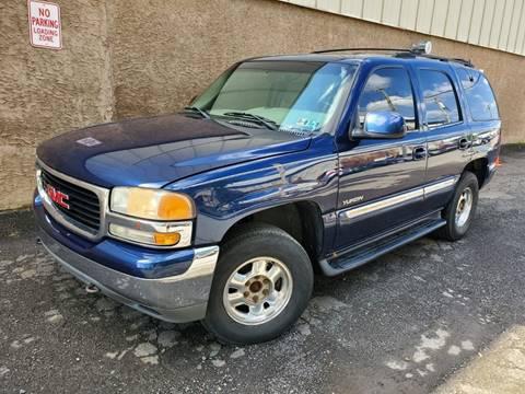 2001 GMC Yukon for sale in Philadelphia, PA
