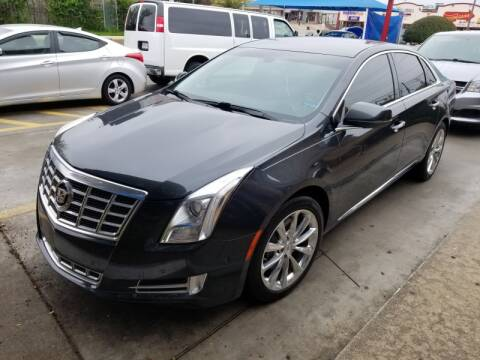 2013 Cadillac XTS Luxury Collection for sale at A & J Enterprises in Dallas TX