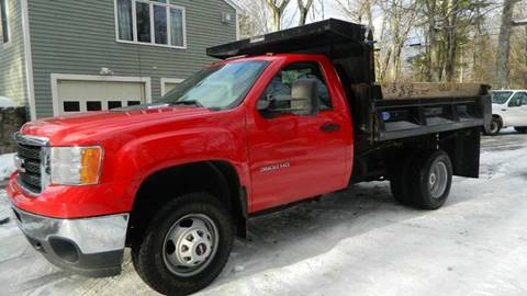 2012 GMC Sierra 3500HD CC for sale in Whitinsville, MA