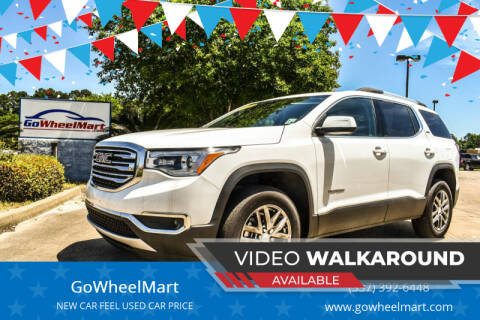 2019 GMC Acadia for sale at GOWHEELMART in Available In LA