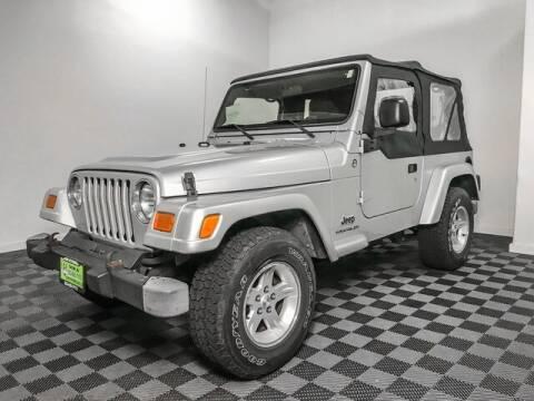 2005 Jeep Wrangler for sale in Tacoma, WA