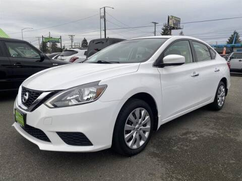 2016 Nissan Sentra for sale in Tacoma, WA