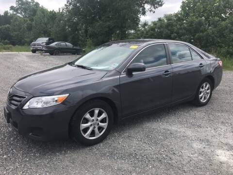 2011 Toyota Camry for sale at Audi Richmond in Richmond VA