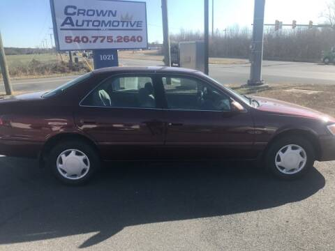 2000 Toyota Camry for sale in King George, VA