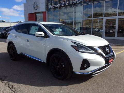 2020 Nissan Murano Platinum for sale at Brower Brothers Nissan in Rock Springs WY