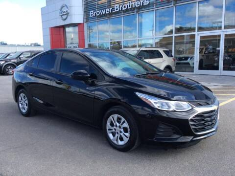 2019 Chevrolet Cruze LS for sale at Brower Brothers Nissan in Rock Springs WY