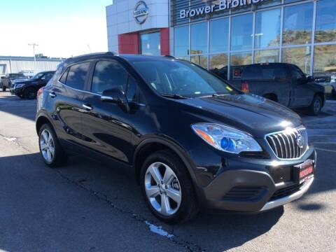 2016 Buick Encore for sale at Brower Brothers Nissan in Rock Springs WY