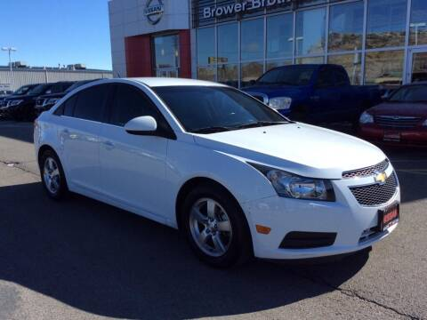 2014 Chevrolet Cruze 1LT Auto for sale at Brower Brothers Nissan in Rock Springs WY