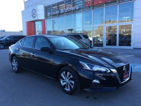 2019 Nissan Altima 2.5 S for sale at Brower Brothers Nissan in Rock Springs WY