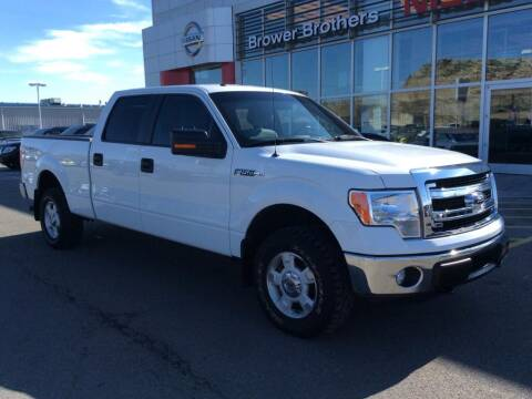 2014 Ford F-150 for sale at Brower Brothers Nissan in Rock Springs WY