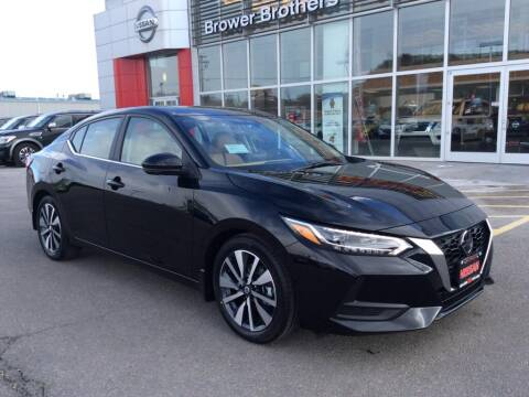 2020 Nissan Sentra SV for sale at Brower Brothers Nissan in Rock Springs WY