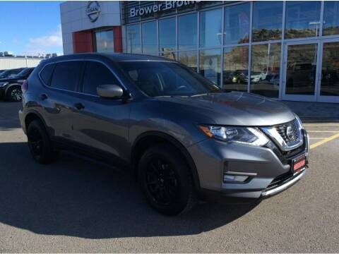 2018 Nissan Rogue S for sale at Brower Brothers Nissan in Rock Springs WY