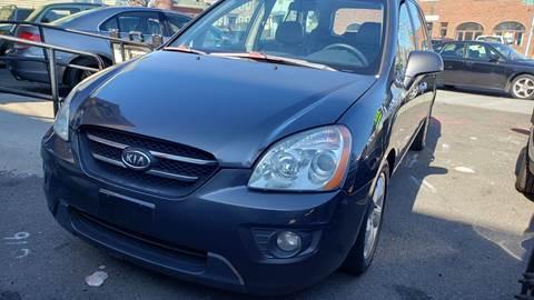 2007 Kia Rondo EX for sale at Boston Motors USA in Everett MA