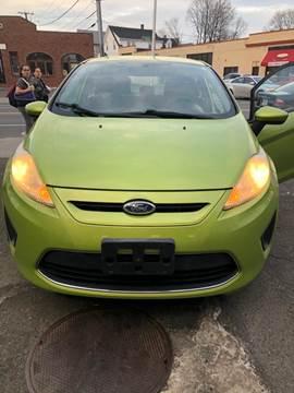 2011 Ford Fiesta SE for sale at Boston Motors USA in Everett MA
