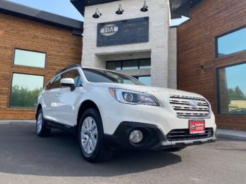 2016 Subaru Outback for sale at Hamilton Motors in Lehi UT